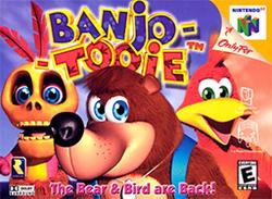 BanjoTooie Logo