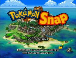 PokemonSnap