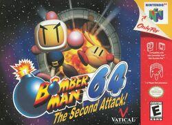 Bomberman64-2 Box