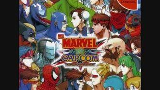 Marvel Vs. Capcom - Captain America's Theme (Looped)