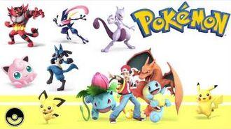 Pokémon series victory theme - Super Smash Bros. Ultimate