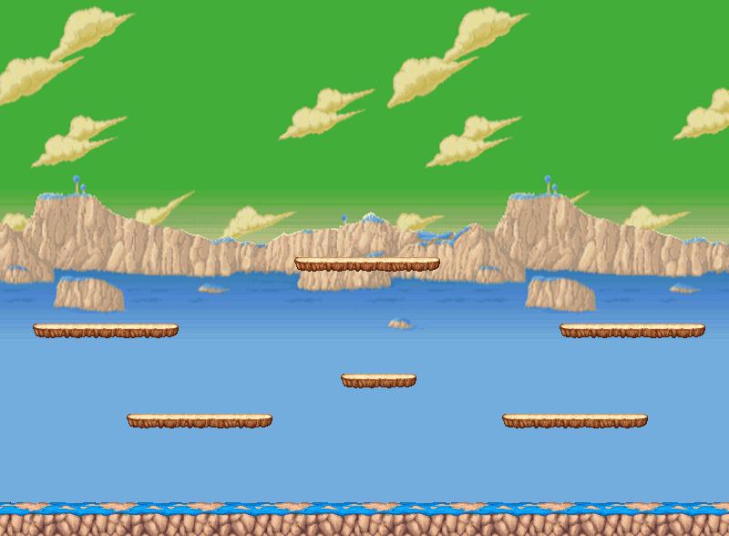 Image Planet Namek Png Super Smash Bros Face Off Wiki Fandom