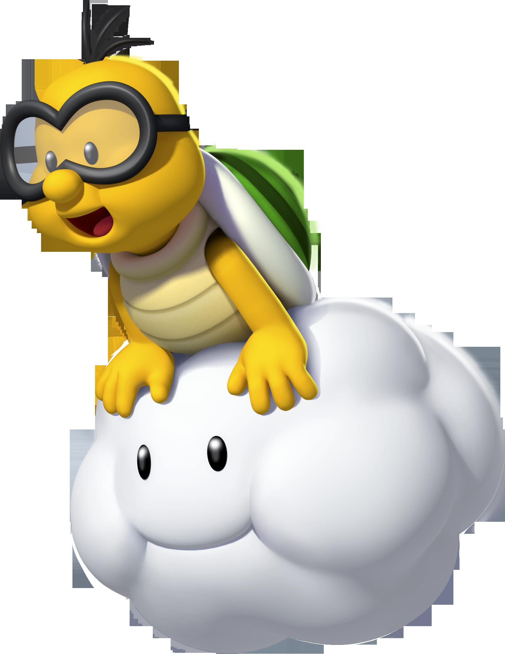 Lakitu | Super Smash Bros Infinity Wikia | FANDOM powered by Wikia