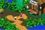 Mario's Pad
