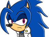 Blue the Swordsman Hedgehog