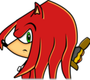 Blade the Swordsman Hedgehog