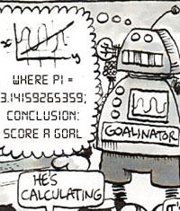 Goalinator
