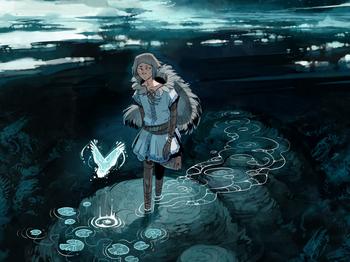 Lalli in the dream world