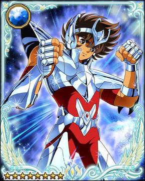 Seiya card edit
