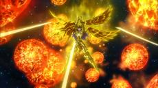 Galaxian Explosion AD SG