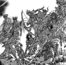 Cavaleiros de Ouro LC220