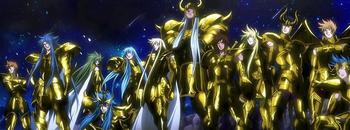 Cavaleiros de Ouro Realm of Athena 2