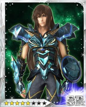 Shiryu LS card
