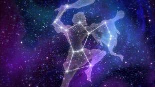 Constelação Orion Omega