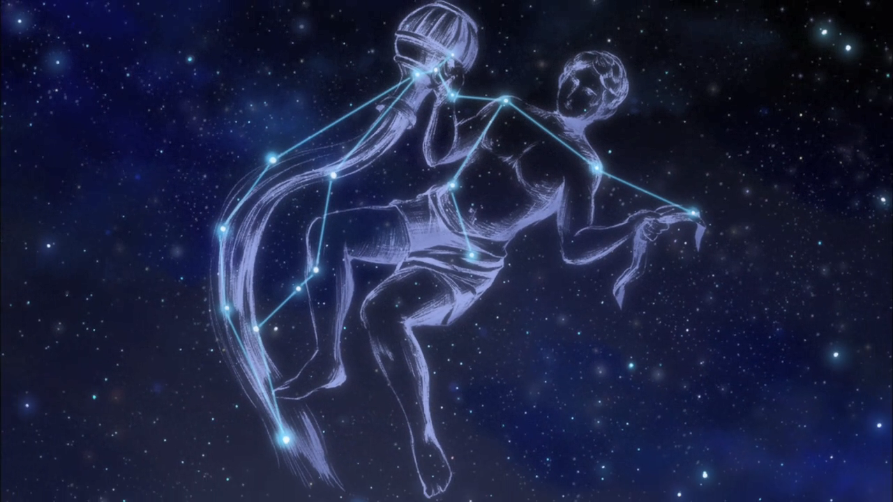 Aquário - Constelação