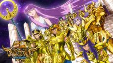 Cavaleiros de Ouro XX