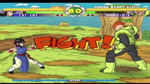 Video Super Dragon Ball Z Chi Chi In Original Mode Vs Gohan