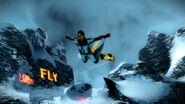 SSX Wingsuit
