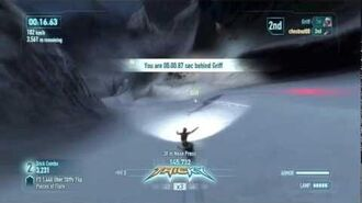 SSX Gameplay - Deadly Descent-SSX (2012) - Grudge Match (Death Zone)