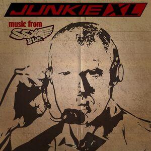 SSX BLUR Soundtrack front