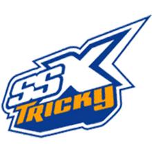 SSX Tricky logo 400x400
