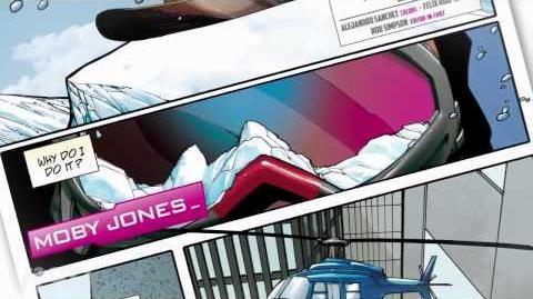 SSX (2012) - Official Moby Jones Comic Book Trailer