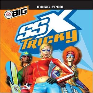 SSX Tricky Soundtrack