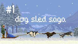 Dogsledsaga