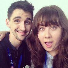 Devon and Stacy