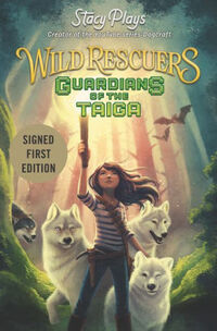 Wild Rescuers Book 1 Cover