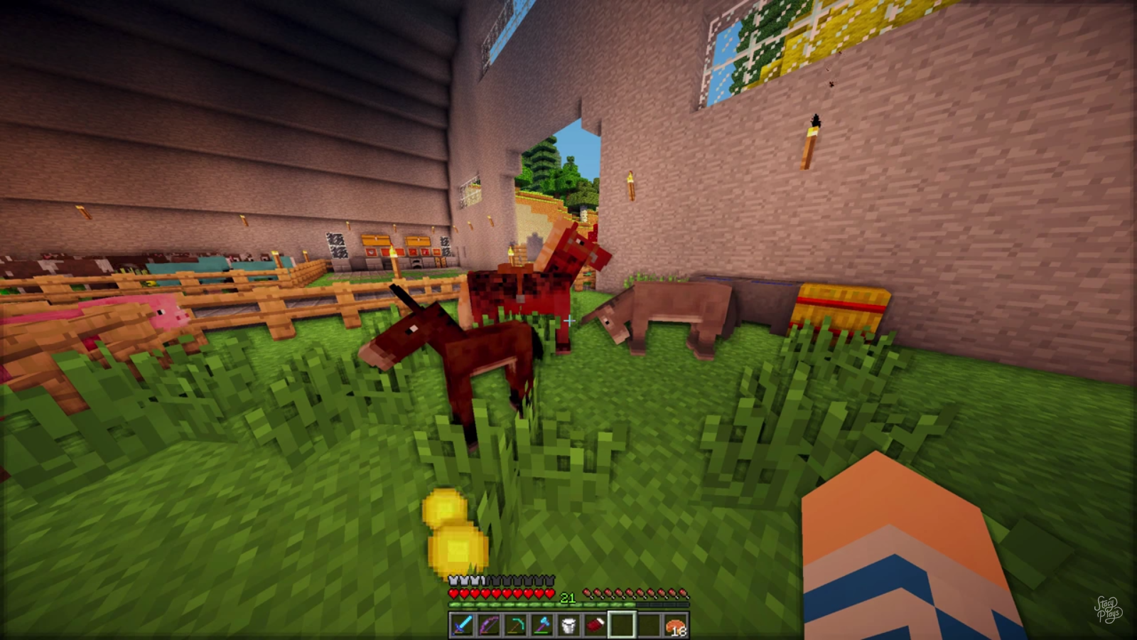 Joey Graceffa Minecraft With Stacy Craft Of The Dead