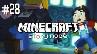 THE WORST PORTAL - MINECRAFT STORY MODE (EP.28)