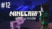 Minecraft story mode 12