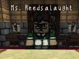 Ms. Reedsalaught