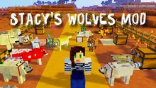Stacy's Wolves mod