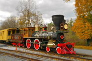 Locomotief Stationspark