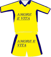 T-shirt Amore e Vita