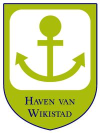 Haven van Wikistad wapenschild