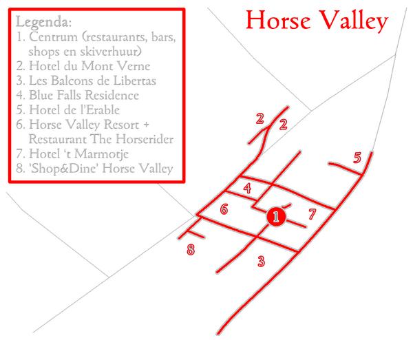 Horse Valley dorp