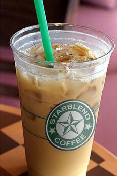 Starblend Coffee IJskoffie