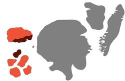 Kaart Spaans Libertas