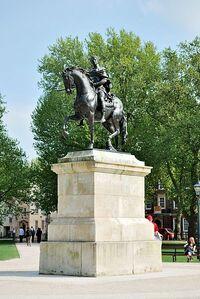 Alexander I van Libertas standbeeld
