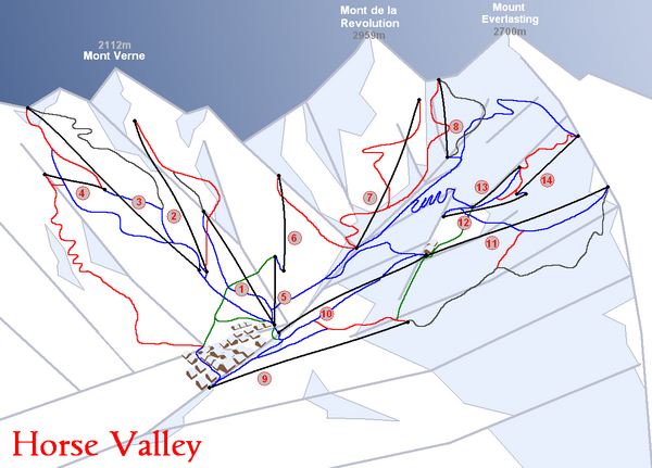 Horse Valley plan 3