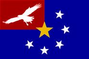 Vlag van Libertas oud 3