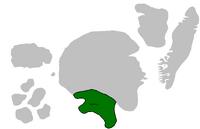 Kaart Muntegu
