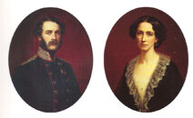 Rubeus I en Martha Steinberger