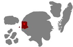 Provinciekaart Wikistad