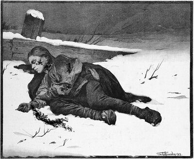 Schikaneder - Zima