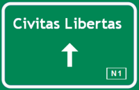 Bord Civitas Libertas
