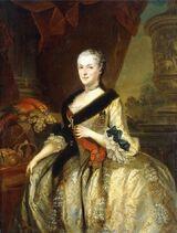 Catharina van Libertas (1699-1743)